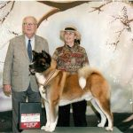 A Ch. Rumor x Ch. Savanna son.  Lived with Betty Ann in FL.
